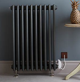 Romantique electric radiator